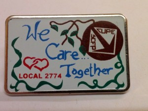 We Care Together local 2774